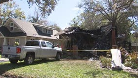 Family loses everything in fire caused by Christmas lights