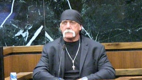 Hulk Hogan takes stand at sex-tape trial