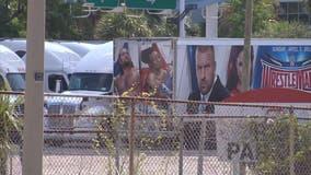 Superstars gear up for big WWE show at Amalie Arena