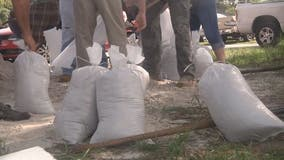 Sandbags available in South Tampa