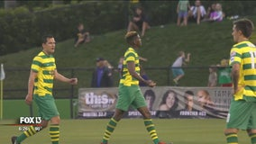 Tampa Bay Rowdies player represented Jamaica in CONCACAF Gold Cup