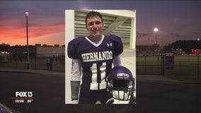 Hernando High School student hit, killed Friday morning