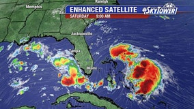 Still reeling from Dorian, Bahamas hit by Tropical Storm Humberto