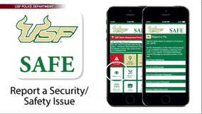 Students and parents encouraged to download 'USF Safe' app