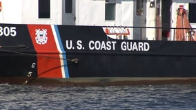 U.S. Coast Guard searching for diver missing off Anclote Key