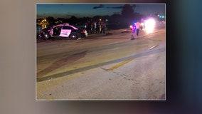 Good Samaritan pulls driver from sinking truck after crash in Winter Haven