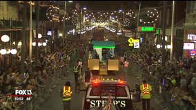2021 Gasparilla knight parade also canceled