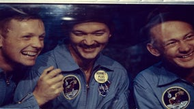 Apollo 11's 'amiable strangers': Armstrong, Aldrin and Collins