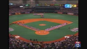 Tampa Bay Devil Rays 1998 debut