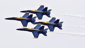 Blue Angels add Jacksonville and Miami to flyover schedule, but not Tampa