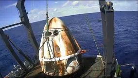 Despite test 'anomaly,' SpaceX cargo mission still on track -- for now