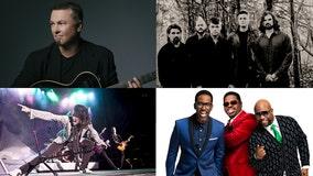 Foreigner, 3 Doors Down, Edwin McCain, Boyz II Men on Busch Gardens music festival lineup