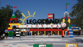 In November, Legoland Florida will offer free admission for veterans