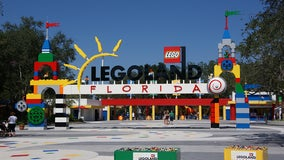 Legoland Florida selling discounted tickets for Hurricane Dorian relief