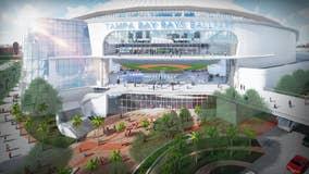 New stadium, new city: Rays unveil Ybor City ballpark plan