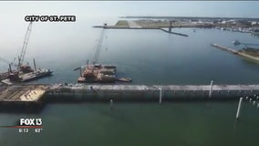 New St. Petersburg Pier to add covered solar parking