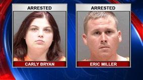 Venice couple charged after infant suffers brain trauma, broken leg