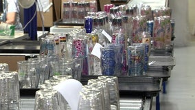 Inside the Tervis Tumbler factory