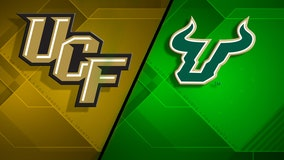 South Florida Bulls head to Orlando for 'War on I-4' matchup