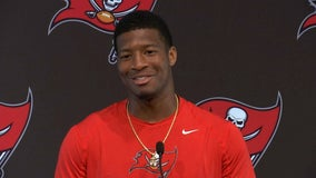 After five years, Tampa Bay Bucs say farewell to Winston