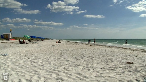 'Dr. Beach' ranks Caladesi Island State Park as one of the country's top 10 beaches