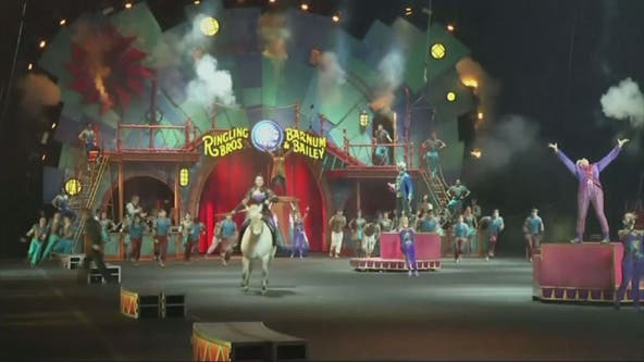 'The Greatest Show on Earth' announces animal-free return to big top
