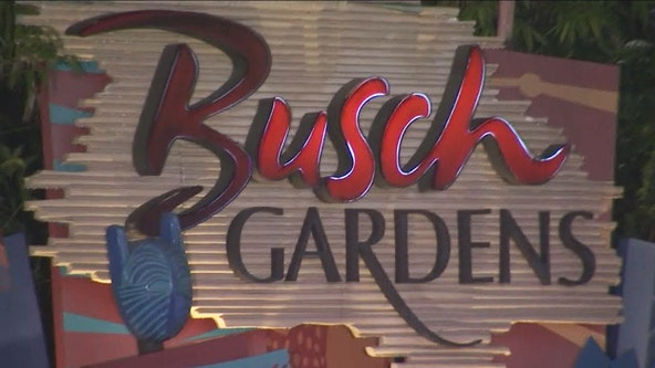 Busch Gardens, Adventure Island not requiring masks for fully vaccinated guests
