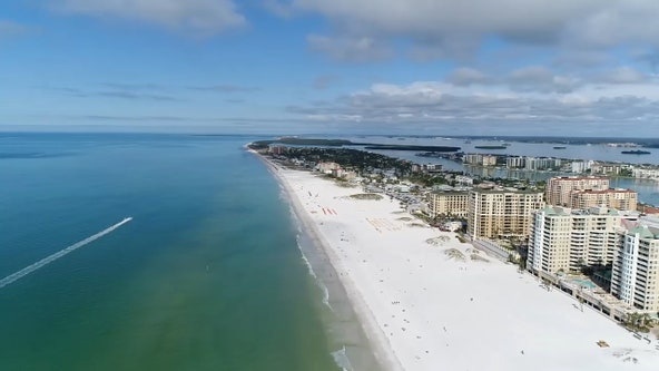 Beaches are open for the Fourth of July weekend in Tampa Bay