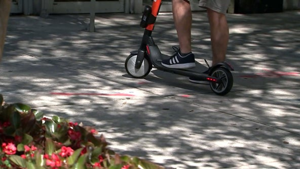 E-scooters will come with stricter rules in St. Petersburg