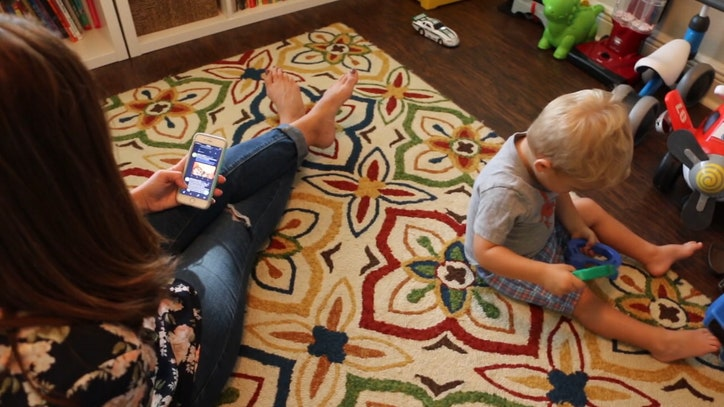 Parents distracted by phones give children less attention