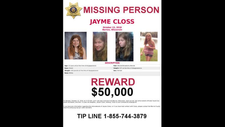 64b9c0c6-50,000 poster Jayme Closs-409162