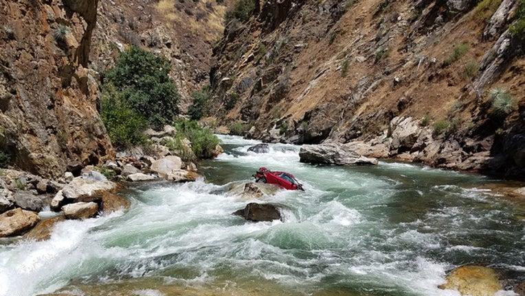 Car in Kings River FCSO_1502308879395.jpg