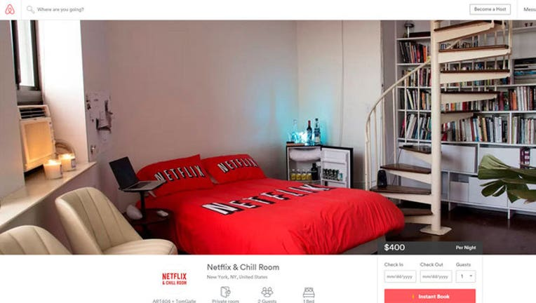bde3ffdc-Netflix and Chill Apartment on Airbnb-402970