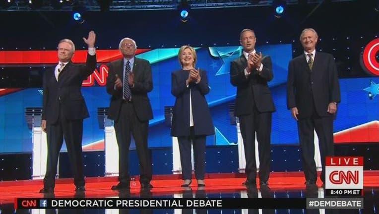 cd3fb345-Democratic debate screenshot