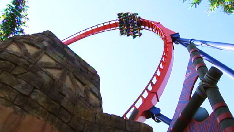 Busch Gardens Offers Free Second Visit If There Is Bad Weather
