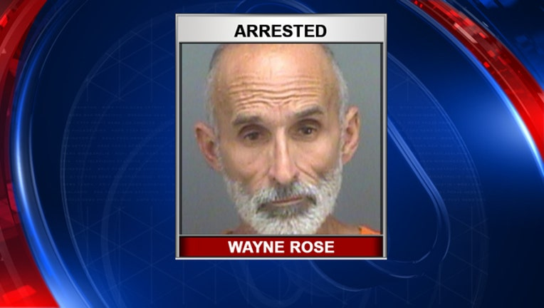 Man arrested for threatening to shoot
