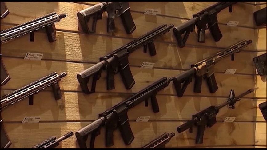 Court shoots down assault weapons ban