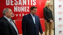 Lev Parnas sought spot on DeSantis transition committee