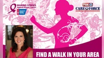 Make a difference by making strides