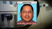 West Palm police: Hospital bathroom video voyeur had 1 million images