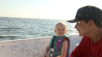 After losing his friend, teen helps pediatric patients, families find relief through fishing