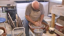 'Clay in God's hands': Plant City pastor with Parkinson's masters pottery