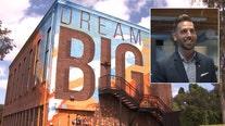 'Dream big': Businessman's foundation inspires Tampa Bay through public art