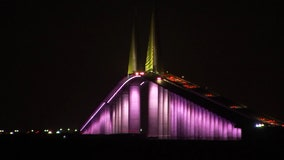 See the Skyway in a colorful new light
