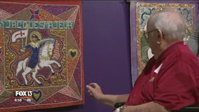 Museum uses art to engage Alzheimer's, dementia patients