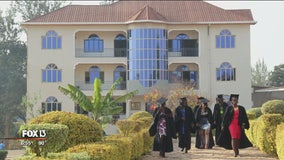 Tampa woman starts college in Rwanda