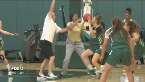 USF women's basketball team returns after injury-plagued 2018-2019