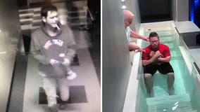 Homeless man baptized in church he vandalized 6 months earlier, causing $100K in damages