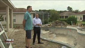 Attorney general launches new investigation into Brandon pool contractor