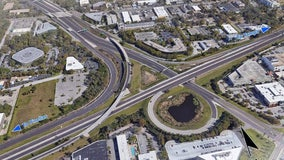 Part of I-275 in Tampa will close for construction Tuesday night